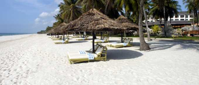 Sea Explorer - Diani Reef Beach Resort and Spa Hotel