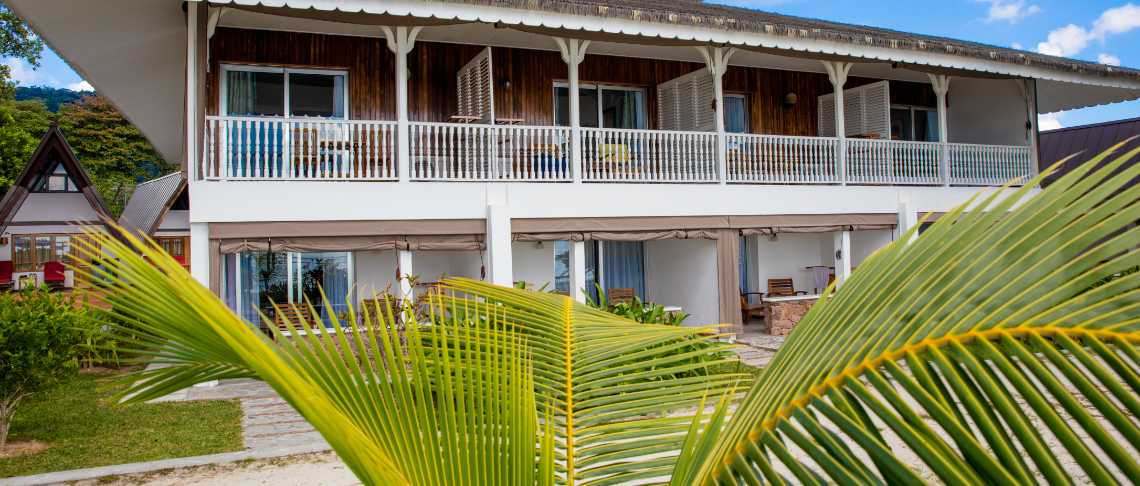 Sea Explorer - La Digue Island Lodge