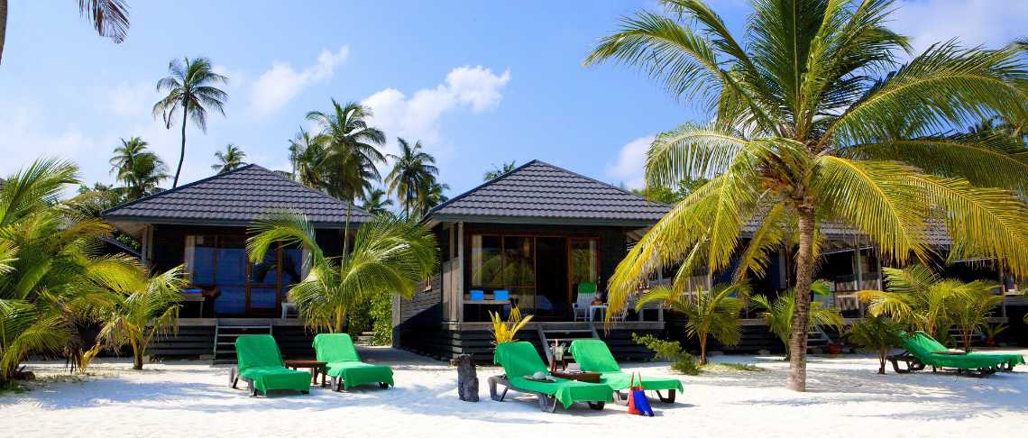 Kuredu Resort & Spa - Beach Villa