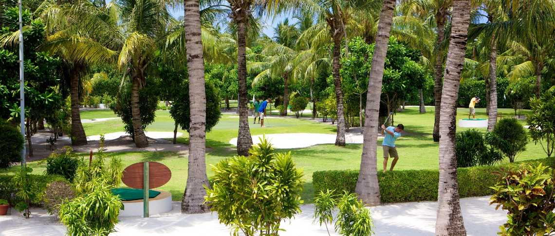 Kuredu Resort & Spa - Golf club