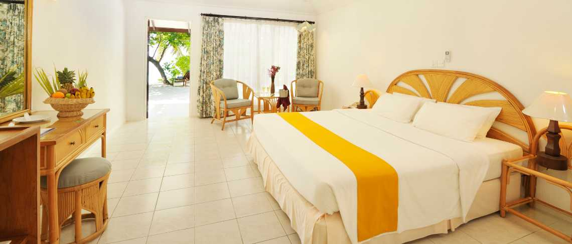 Holiday Island Resort - Superior Beach Bungalow