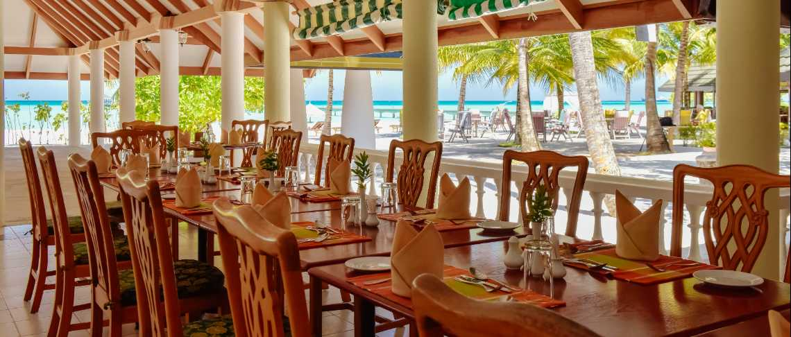 Holiday Island Resort - Restaurant