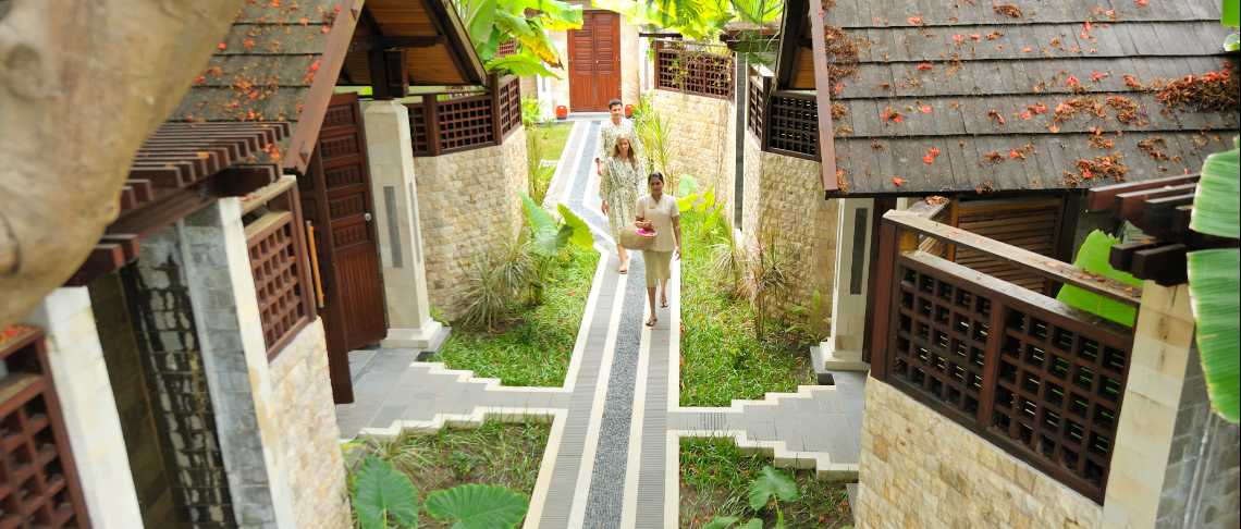 Holiday Island Resort - Araamu Spa