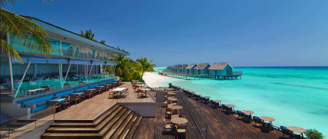 Sea Explorer - Kuramathi Island Resort - Beach Villa