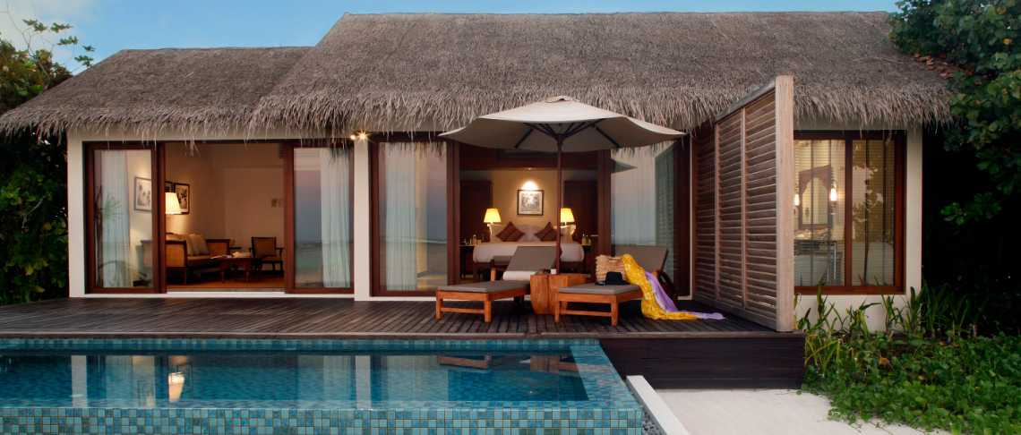 The Residence Maldives  - Beach Pool Villa