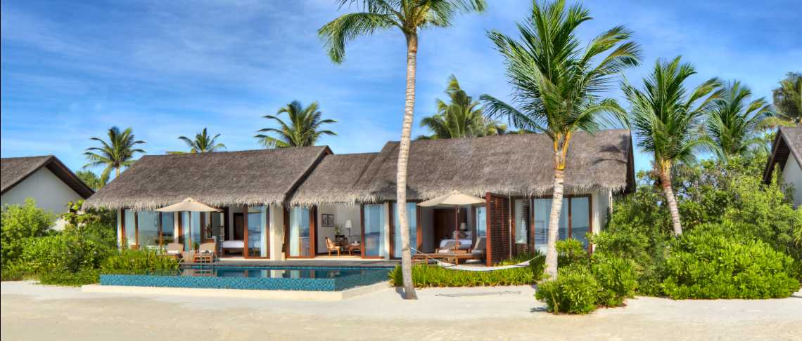 The Residence Maldives  - 2Bedroom Beach Pool Villa