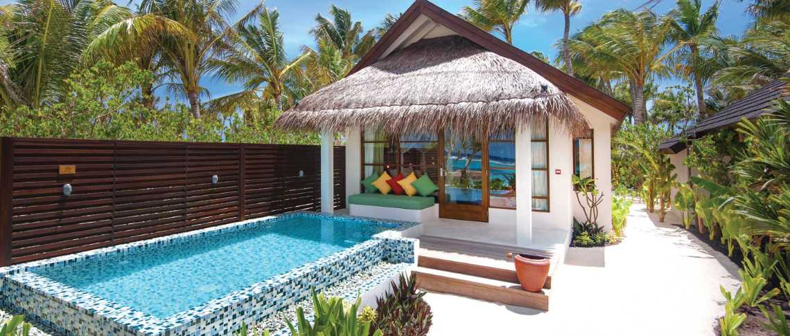 Oblu Select  - Deluxe Beach Villa with Pool