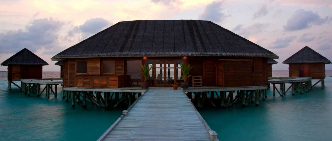 Vakarufalhi Maldives - Spa