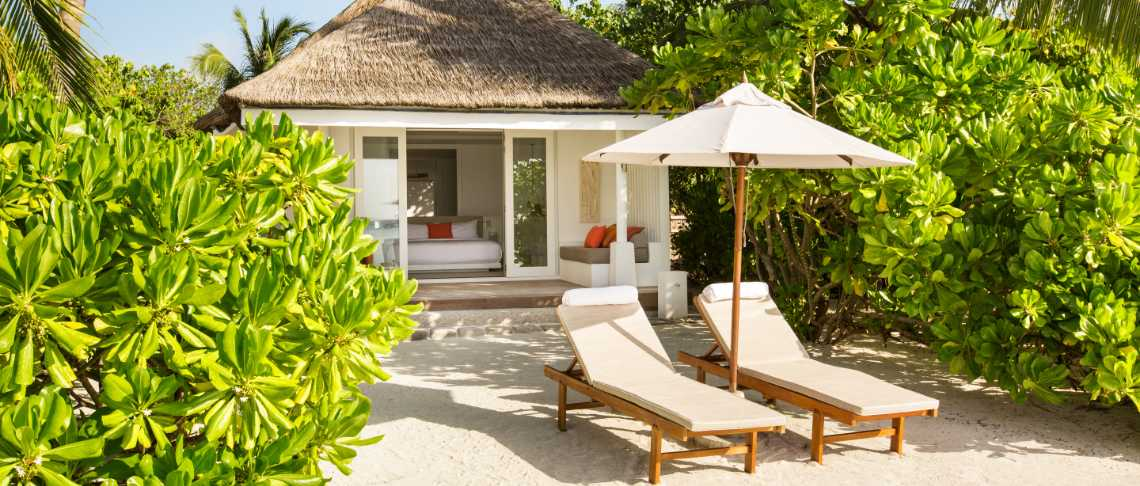 Lux* South Ari Atoll - Beach Villa