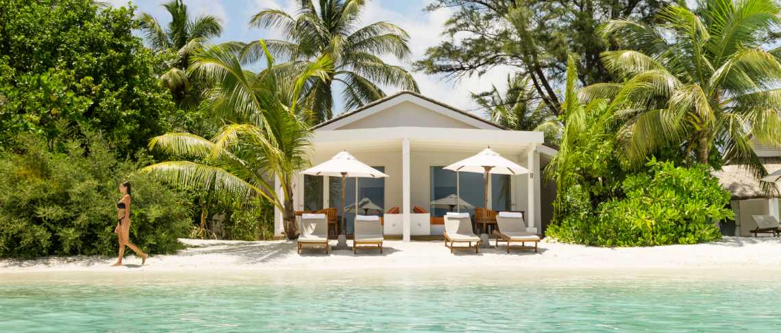 Lux* South Ari Atoll - Lagoon Pavillon