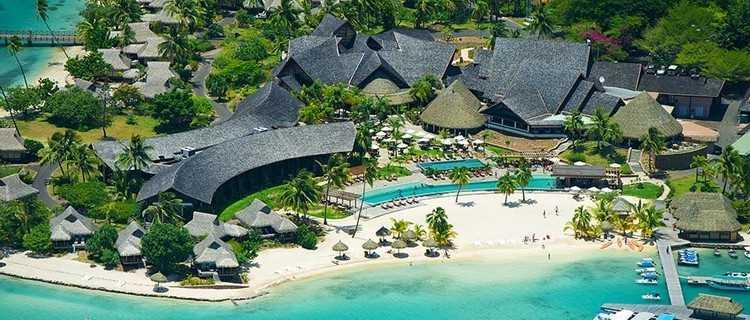 Sea Explorer - Intercontinental Resort & Spa - Moorea