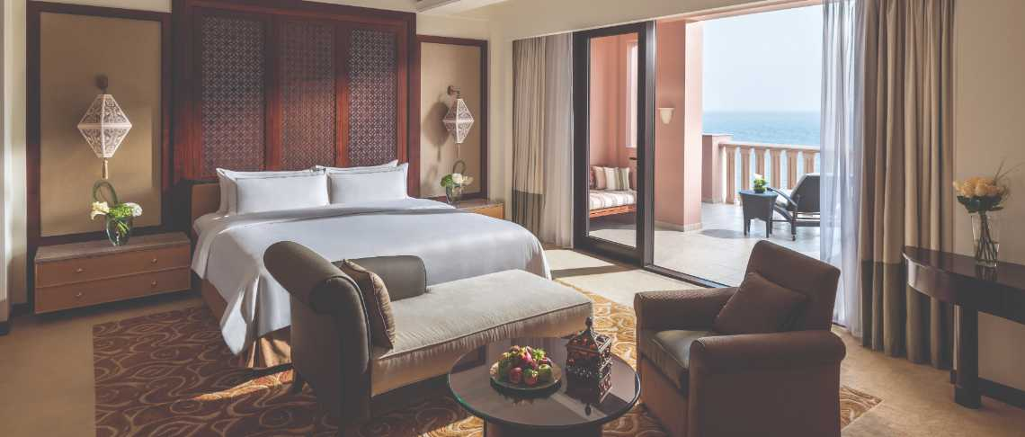 Shangri-La Al Husn Resort & Spa  - Speciality Suite