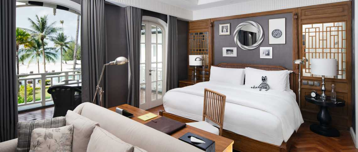 The Sanchaya - Junior Suite