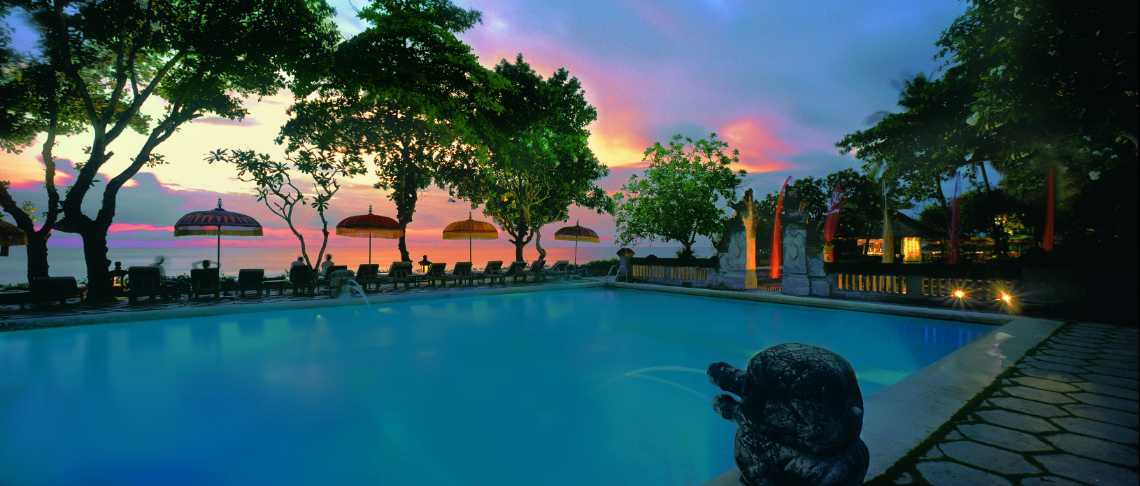 Bali - The Oberoi Beach Resort