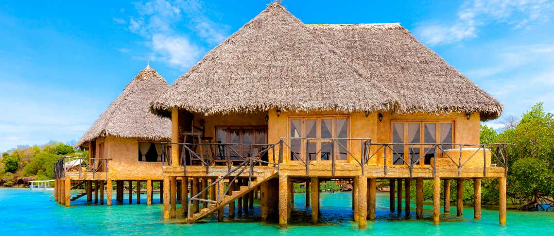Chale Island  - Overwater Suite