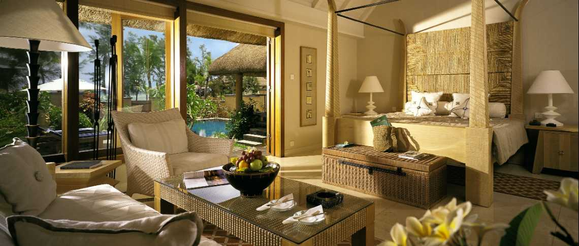 The Oberoi Beach Resort - Luxury Villa With Private Pool
