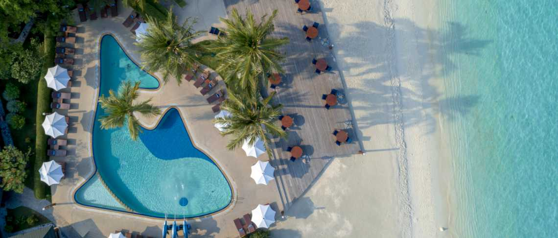 Paradise Island Resort & Spa - Pool