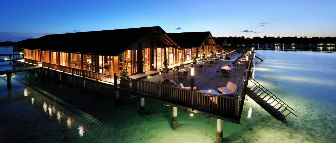 Paradise Island Resort & Spa - Lagoon Restaurant