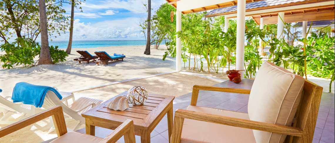 Innahura Maldives Resort - Beach Bungalows