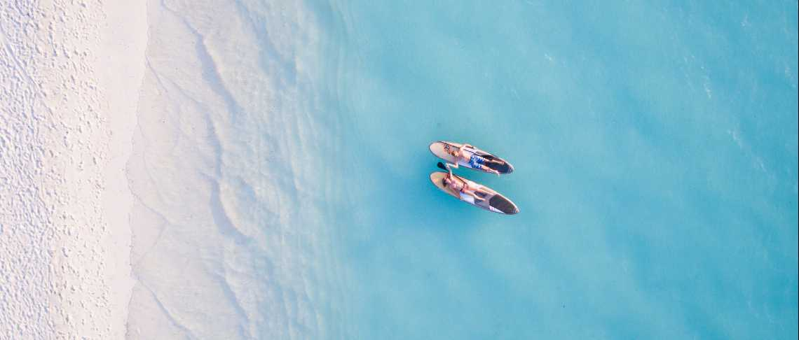 Innahura Maldives Resort - Stand-up paddle