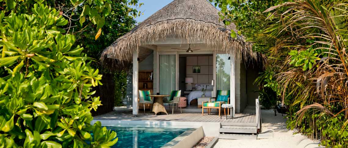 Kanuhura - Beach Pool Villa