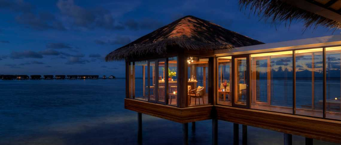 The Residence Maldives  - The Falhumaa Restaurant